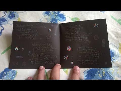 Unboxing Cd Coldplay - Kaleidoscope EP