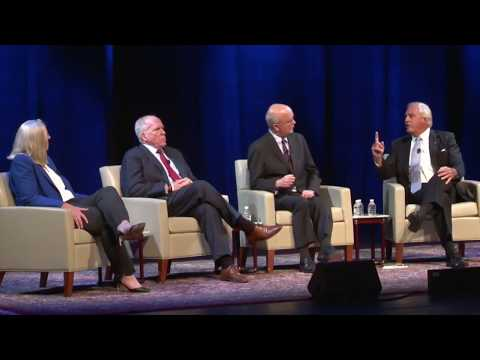 """CIA-GW Intelligence Conference: """"Leading CIA: A Conversation among Former CIA Directors"""""""