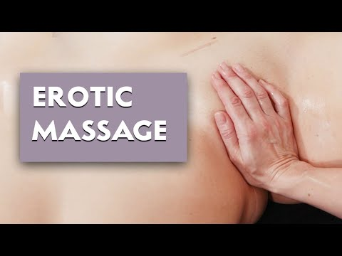 Erotic Massage Courses from a Sex Coach - Sneak Peak!