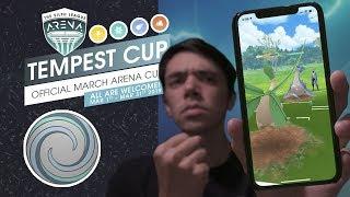 POKÉMON GO TEMPEST CUP PREPARATION & BATTLES   Pokémon GO PVP by Trainer Tips