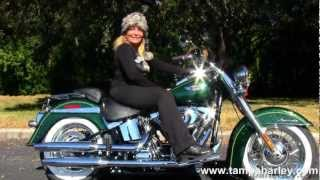 4. New 2013 Harley-Davidson Softail Deluxe FLSTN review