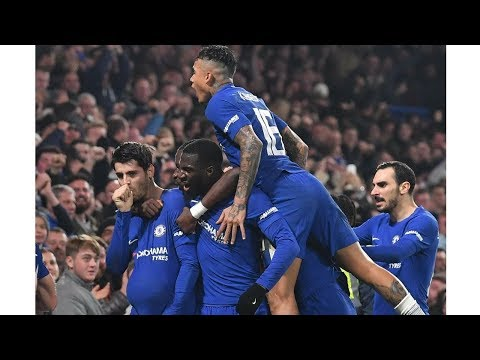 CHELSEA VS BOURNEMOUTH 2-1 EXTENDED MATCH HIGHLIGHT AND GOALS