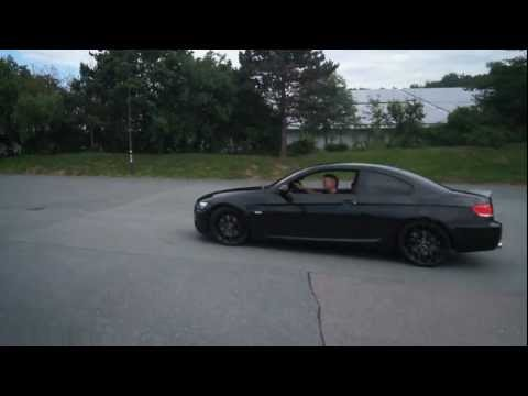 BMW 1er M E46 320i E92 335i Donuts Fun