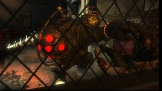 Bioshock: The Collection - Encountering Your First Big Daddy 1080p 60ps by IGN