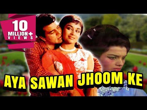 Video Aya Sawan Jhoom Ke (1969) Full Hindi Movie   Dharmendra, Asha Parekh, Balraj Sahni download in MP3, 3GP, MP4, WEBM, AVI, FLV January 2017