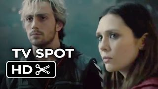 Avengers: Age of Ultron TV SPOT - Reassemble (2015) - New Avengers Movie HD