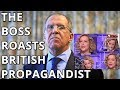 EXCLUSIVE, FULL & UNEDITED Interview Of Lavrov To British Channel 4