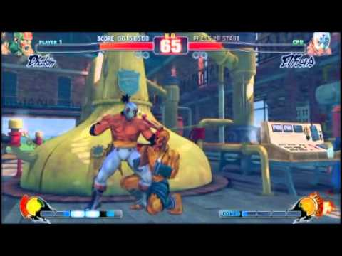 PSM3 Reviews: Street Fighter IV