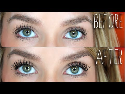 fiber - Younique 3D Fiber Lashes Mascara review and demo. This stuff reminds me a lot of the Too Faced product I lovingly refer to as dust bunny lashes and I like it...