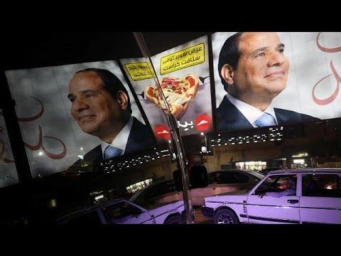 Επανεκλογή Αλ Σίσι στην Αίγυπτο με 97% – Κοντά στο 60% η αποχή