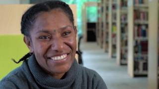 Papua New Guinean Joanne Naki thought her future was to be a housewife and mother to her four children. Fate had other plans when she selected to study in ...