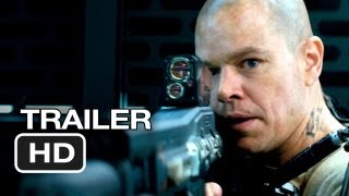 Nonton Elysium Official Trailer  2  2013    Matt Damon  Jodie Foster Sci Fi Movie Hd Film Subtitle Indonesia Streaming Movie Download
