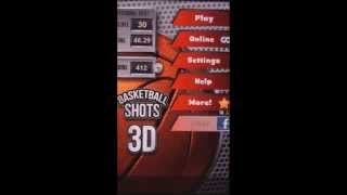 Basketball Shots 3D (2010) YouTube video