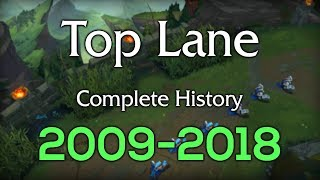Video The Complete History Of Top Lane And The Top Lane META MP3, 3GP, MP4, WEBM, AVI, FLV Juni 2018