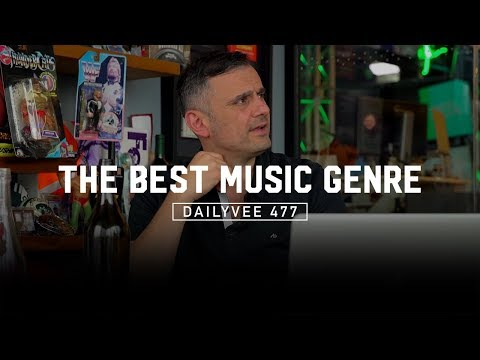 The Hottest Spotify Playlist of 2018 | DailyVee 477
