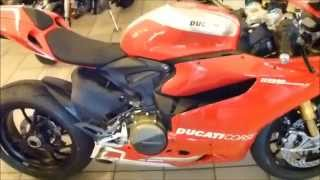 4. 2013 Ducati 1199 Panigale ''R'' with Standard Exhaust 195 Hp 300Km/h 186 mph * see also Playlist