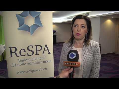 Statement of ReSPA Director - ReSPA Open Day,Brussels,Belgium
