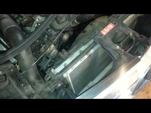 Mercedes Benz Gl550 P0128 fix