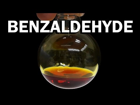 Making Benzaldehyde (From Cinnamon Oil)