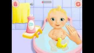 Video Sweet Baby Girl Daycare & Bath - 1.0.0