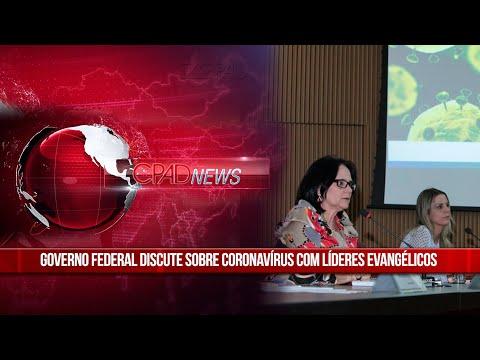 Boletim Semanal de Notícias - CPAD News 166