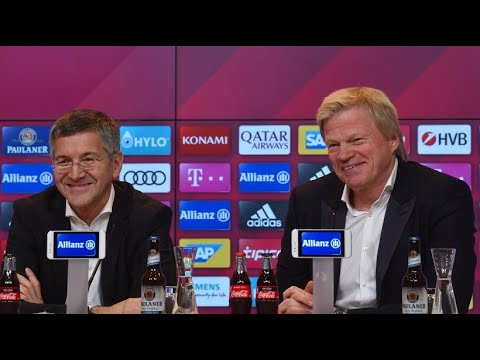 FC Bayern München: Oliver Kahn und seine Pläne