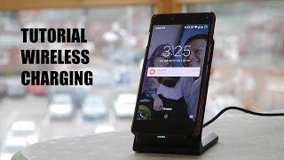Tutorial Wireless Charging