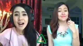 Ndangdut  , Cita citata vs baby shima , goyang happy Video