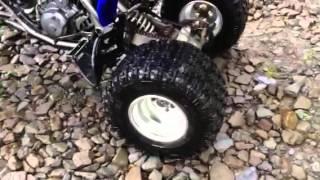 9. 2004 Yamaha Raptor 660