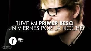 Castle On The Hill Ed Sheeran Traducida