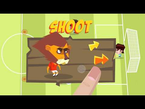 Video of Kickapp Humans vs Animals