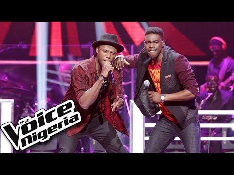 "Syemca vs Afolayan - ""Drag Me Down"" / The Battles / The Voice Nigeria Season2"