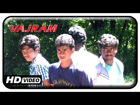 Vajram Tamil Movie Scenes | The Boys Get Caught