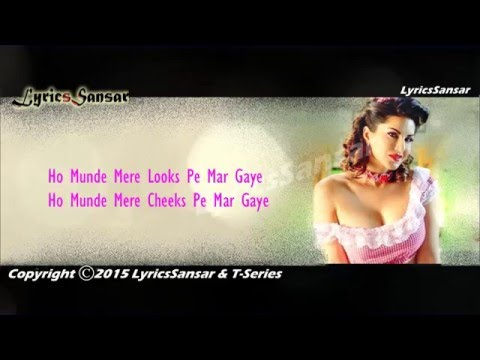 Download Super Girl From China Video With Lyrics - Sunny Leone   Kanika Kapoor, Mika Singh HD Mp4 3GP Video and MP3