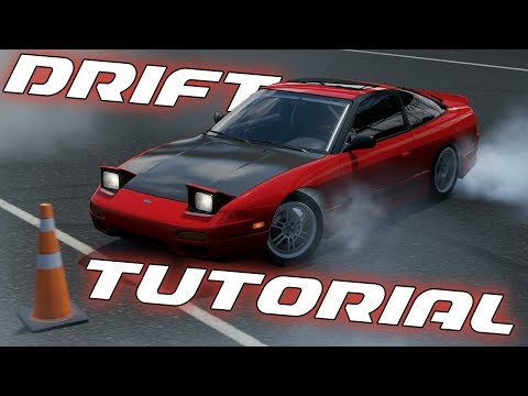 FM7 | Drifting Tutorial For Beginners! Car, Track, and Basics!