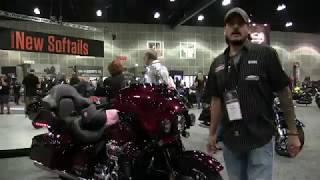 3. 2018 Harley-Davidson CVO Limited
