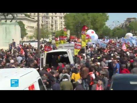 العرب اليوم - أسبوع جديد من الإضرابات والاحتجاجات العمالية