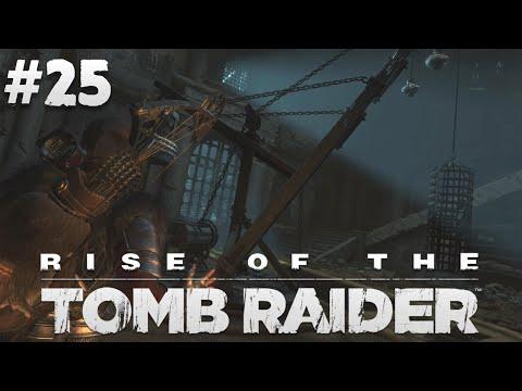 [GEJMR] Rise of the Tomb Raider - EP 25 - Katapult a Hrobka