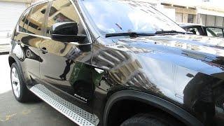 BMW X5 : NanoPaint Protection By Viréo Car Wash (Casablanca)