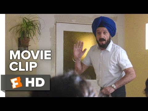 Learning to Drive Movie CLIP - Jasleen's New Friends (2015) - Ben Kingsly, Sarita Choudhury Movie HD (видео)