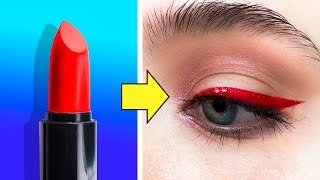 Video 101 EASY BEAUTY HACKS TO SPEED UP YOUR DAILY ROUTINE MP3, 3GP, MP4, WEBM, AVI, FLV Agustus 2019
