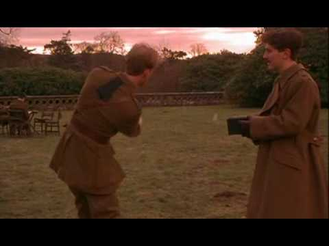 REGENERATION (1997)  - Owen meets Sassoon