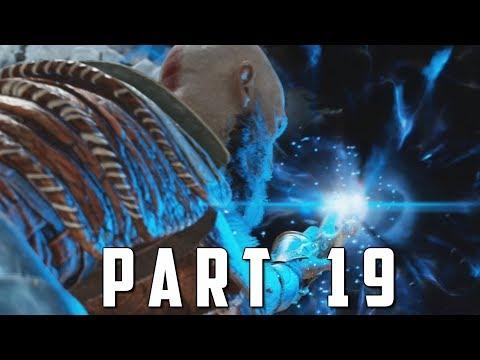 GOD OF WAR Walkthrough Gameplay Part 19 - BLACK BREATH (God of War 4)