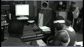 50 CENT - Back Down - In The Studio (G-Unit)