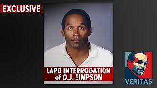Video LAPD Interrogation of O.J. Simpson [EXCLUSIVE. Never Before Broadcast] MP3, 3GP, MP4, WEBM, AVI, FLV Maret 2019