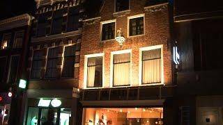 Plan voor interactief gevellicht in Leeuwarder binnenstad