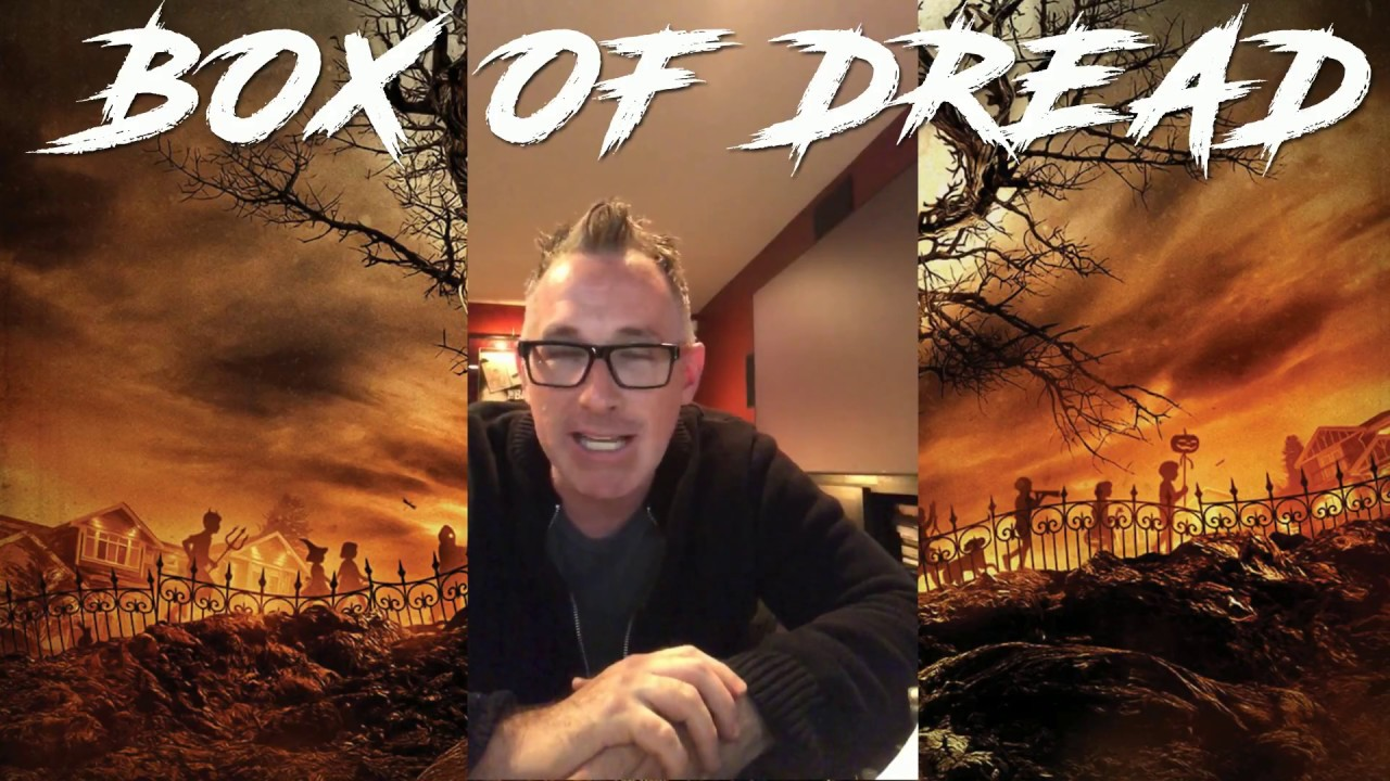 Message from Darren Lynn Bousman - Box of Dread
