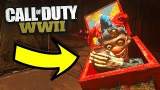 Video COD WW2 Zombies GAMEPLAY - The BEST Thing From The MYSTERY BOX!! MP3, 3GP, MP4, WEBM, AVI, FLV Mei 2019