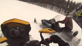 1. Ski-Doo mxz Renegade 600 H.O E-tec (Race)