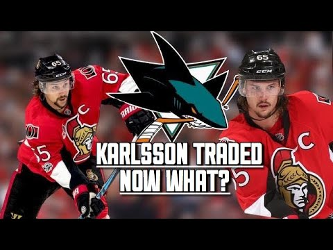 Erik Karlsson Traded to the Sharks - What does this mean?